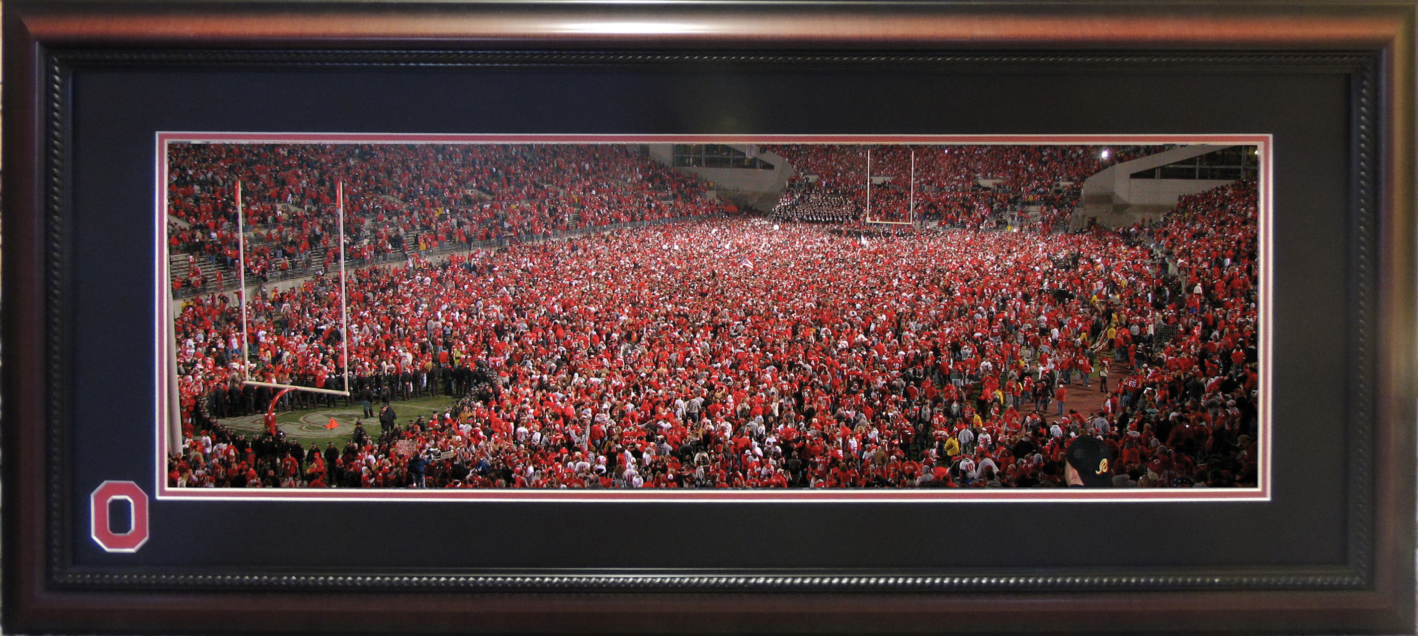 Buckeyes picture this framing co jeuxipadfo Image collections